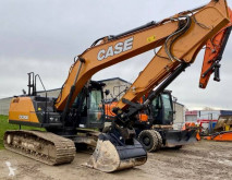 Case CX210 CX210D used track excavator