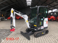Bobcat mini excavator E 17 V MS01