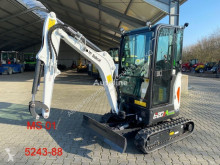 Bobcat mini excavator E 20 Z MS 01