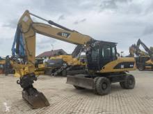 Caterpillar M 322 D used wheel excavator