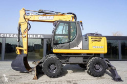 Case WX150 CASE WX 148 used wheel excavator