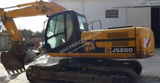 JCB track excavator JS200