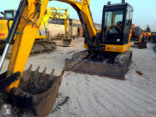 JCB track excavator 85Z-1
