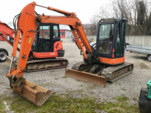Hitachi ZX50U-2CLR mini pelle occasion