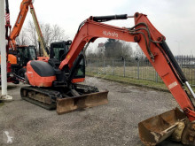 Excavadora excavadora de cadenas Kubota KX080-4