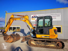 JCB 85 Z1 eco used mini excavator
