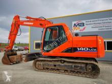 Doosan 140 lc V used track excavator