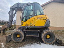 Mecalac 714 used wheel excavator