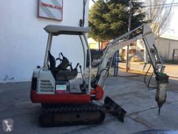 Takeuchi TB 016 mini pelle occasion