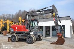 Volvo 160 C used wheel excavator