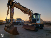 Liebherr A314 Litronic A314 LITRONIC used wheel excavator
