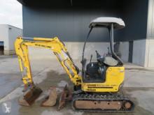 New Holland E 18 SR used mini excavator