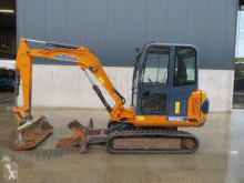 Hanix H 36 C used mini excavator