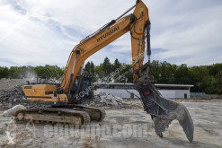 Hyundai HX260NL bæltegraver brugt