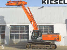 Hitachi track excavator ZX350LCN-5 Straight Boom Demolition