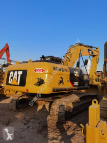 Caterpillar 330DL 330DL used track excavator