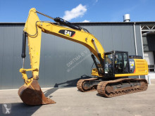 Excavadora Caterpillar 336F L excavadora de cadenas usada