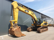 Caterpillar track excavator 345CL