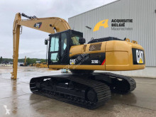 Caterpillar 329D Long Reach used track excavator