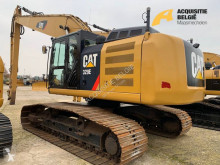 Caterpillar 329E Long Reach used track excavator