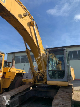 New Holland E 335 used track excavator