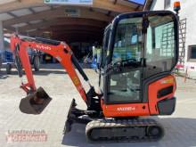 Excavadora Kubota KX 016-4 miniexcavadora usada