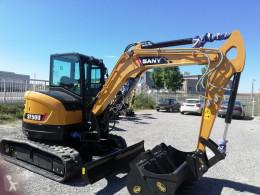 Excavadora Sany SY 50 U miniexcavadora nueva