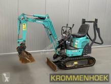 Excavadora miniexcavadora Kobelco SK 08
