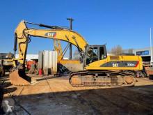 Caterpillar 330 used track excavator