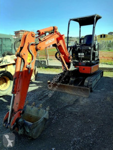 Hitachi mini excavator ZX22U-2