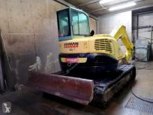 Yanmar VIO 75 excavator pe şenile second-hand