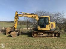 Komatsu track excavator PC138US8