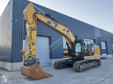 Caterpillar 329E used track excavator