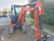 Kubota Kx 027-04 used mini excavator