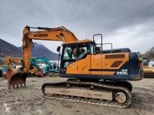 Excavadora Hyundai HX260 L excavadora de cadenas usada
