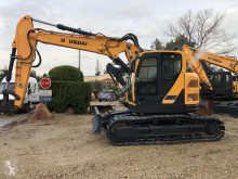 Excavadora de cadenas Hyundai HX145 LCR