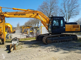 Excavadora Hyundai R320NLC-7A excavadora de cadenas usada