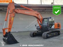 Hitachi ZX210 used track excavator