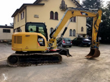 Caterpillar 308E2 used track excavator
