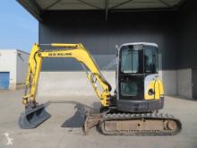 New Holland E 40 C used mini excavator