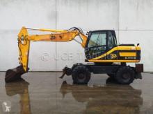 Escavadora JCB JS160W escavadora de rodas usada