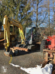 New Holland E 50.2 SR used mini excavator