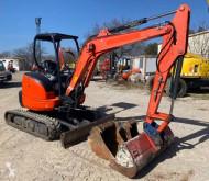 Excavadora Kubota U35-3a3 miniexcavadora usada
