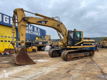 Caterpillar 330BL used track excavator