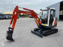 Kubota Series KX 71-3 used mini excavator