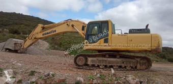 Excavadora excavadora de cadenas Komatsu PC350NLC8