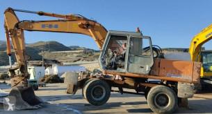 Excavadora Fiat-Hitachi FH 200 W.3 excavadora de ruedas usada