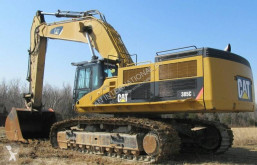 Caterpillar 385C used track excavator