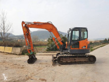 Escavadora Doosan DX80 R mini-escavadora usada