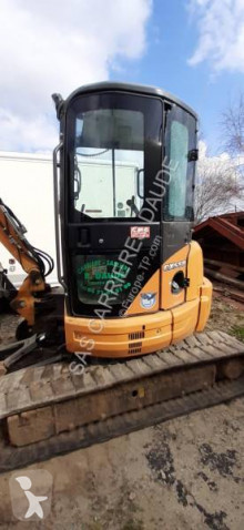 Case CX55B used mini excavator